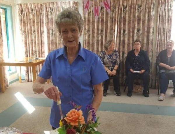 Farewell to Ann McKean after 37 years