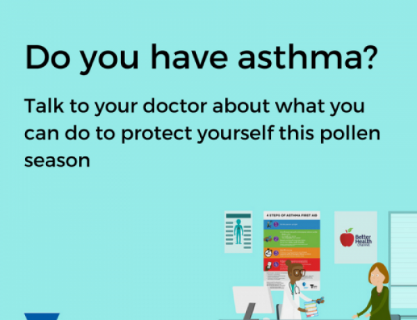 Epidemic Thunderstorm Asthma Campaign (DHHS)