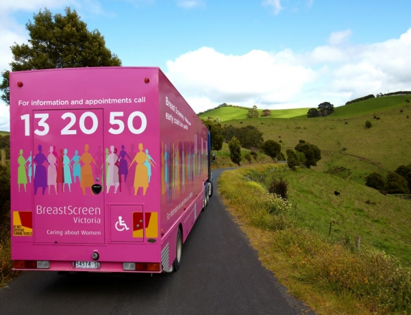 BREAST SCREENING SERVICES VISITING ROBINVALE