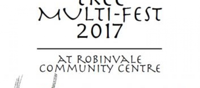 RDHS TO CELEBRATE THE 2017 TREE MULTI CULTURAL FESTIVAL