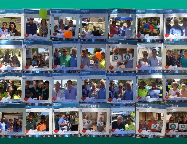 Robinvale District Health Services Celebrates Neighbour Day 2016