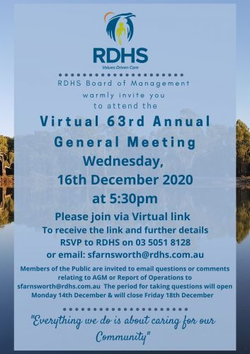 rdhs-board-of-management-warmly-invite-you-to-attend-the-virtual-63rd-annual-general-meeting-2