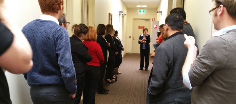 Northern Mallee Leaders Program visits RDHS