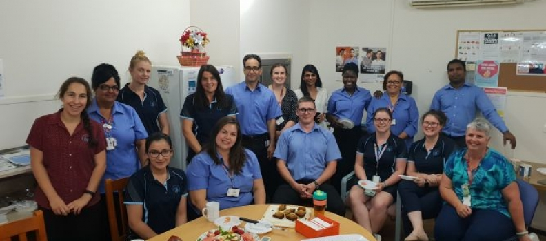 Farewell to RDHS Manager Primary Care, Pieter Uys