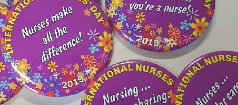RDHS Celebrate International Nurses Day