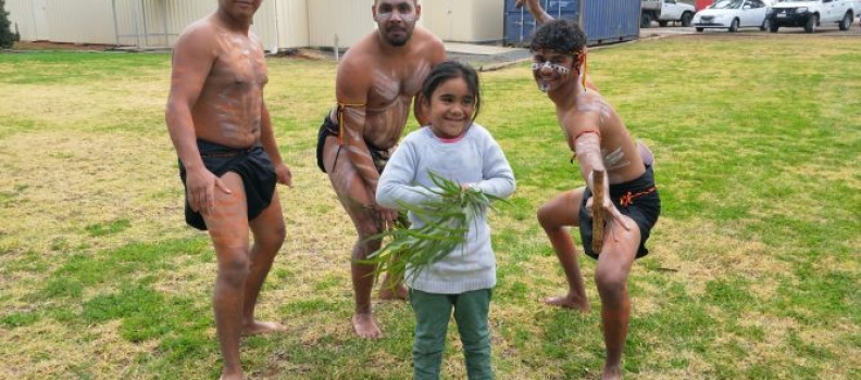 BECAUSE OF HER WE CAN – RDHS NAIDOC CELEBRATIONS