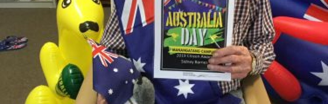 Australia Day Celebrations take place at RDHS
