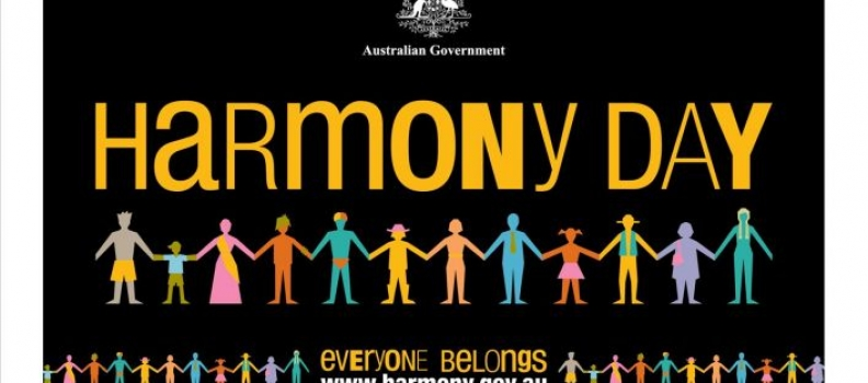 RDHS HARMONY DAY – MONDAY 20th MARCH 2017