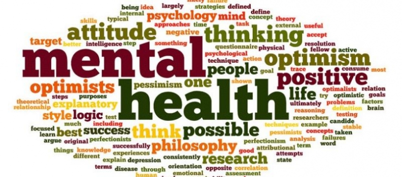 Mental Health Week 8th October – 14th October 2017